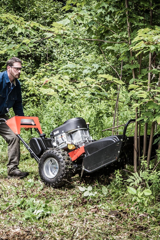 DR PRO MAX-34 walk behind Field & Brush Mower