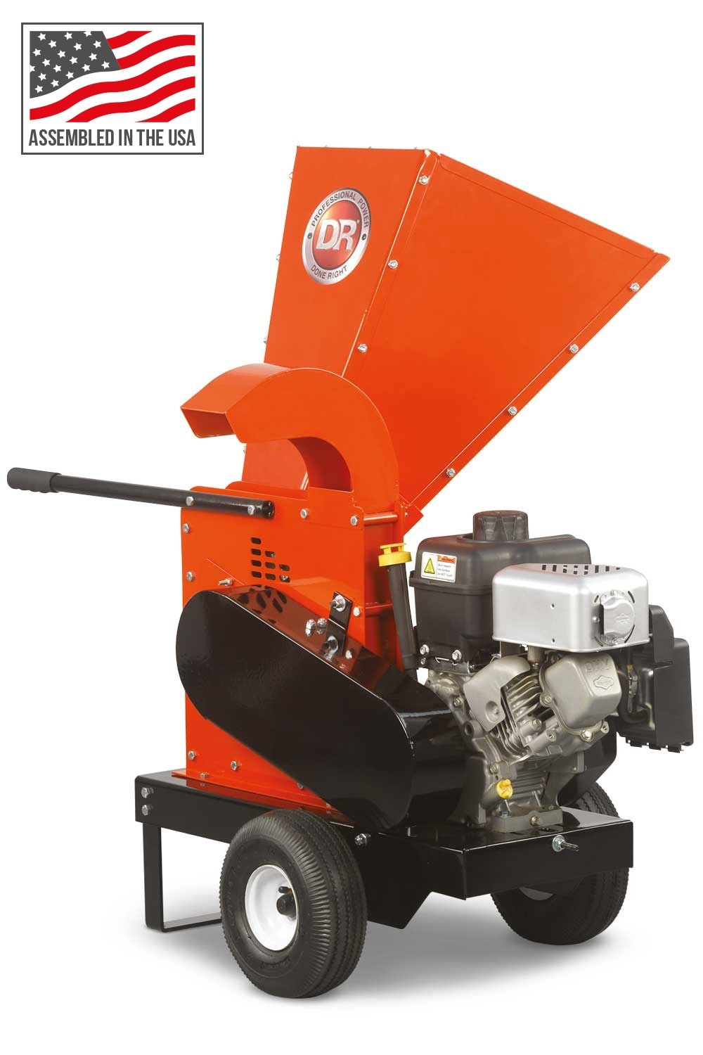 DR 11.5 Wood Chipper Recoil Start