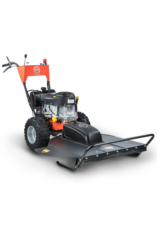 DR PRO MAX-34 Electric Start Field & Brush Mower