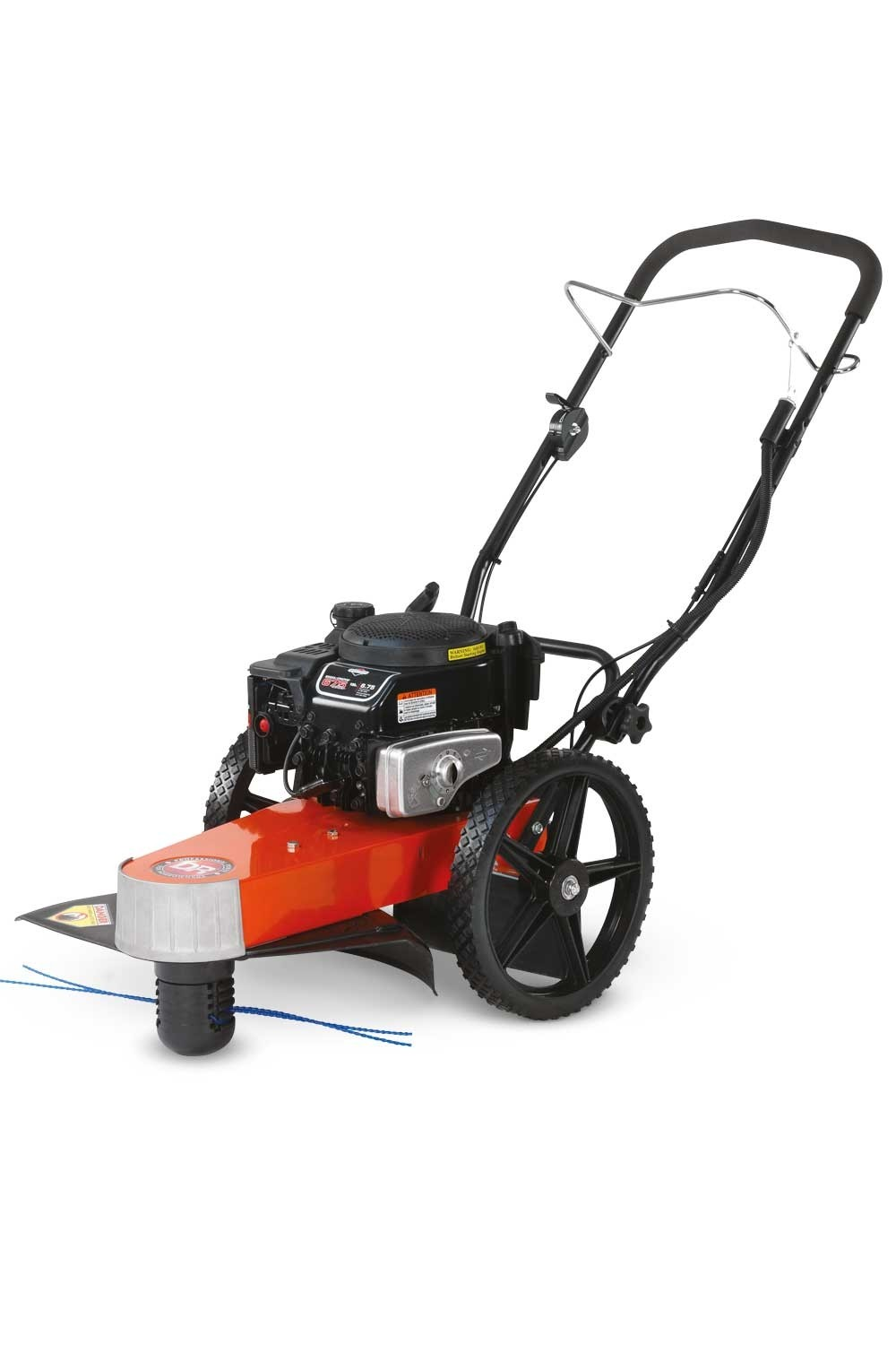 DR 7.25 PRO Wheeled Trimmer Mower