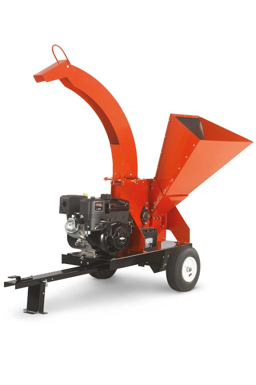 DR 5 inch capacity wood splitter