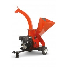 DR Electric large wood chipper